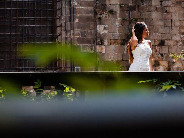 La boda de Marc y Naiara en Sant Fost De Campsentelles, Barcelona 69