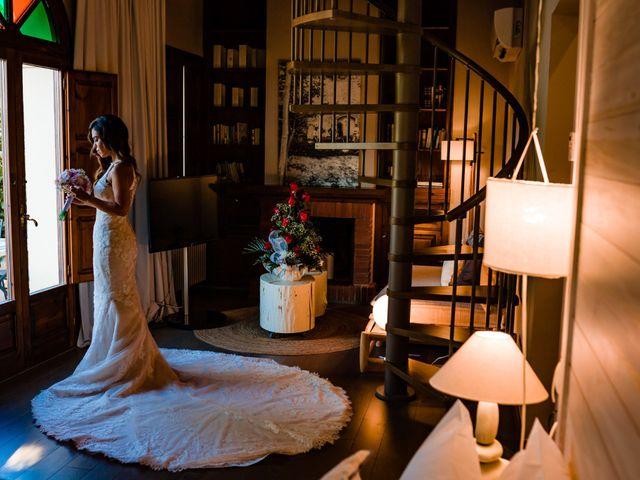 La boda de Marc y Naiara en Sant Fost De Campsentelles, Barcelona 30