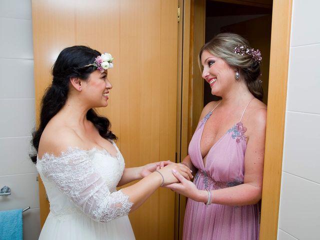 La boda de David y Lucía en Alella, Barcelona 14