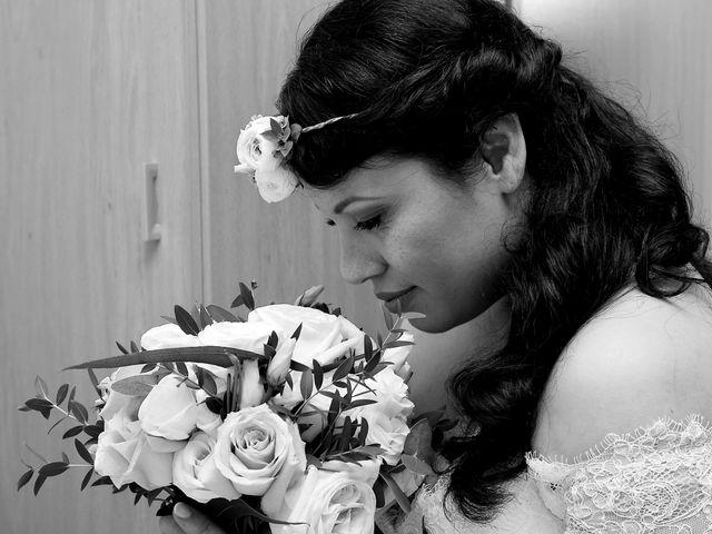 La boda de David y Lucía en Alella, Barcelona 16