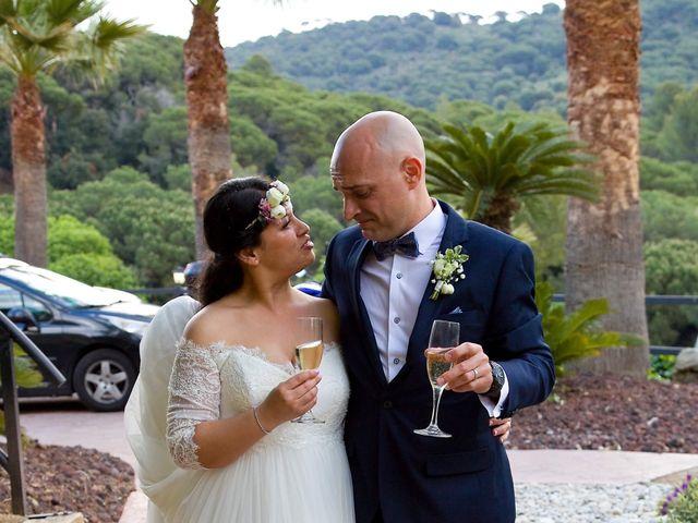 La boda de David y Lucía en Alella, Barcelona 28