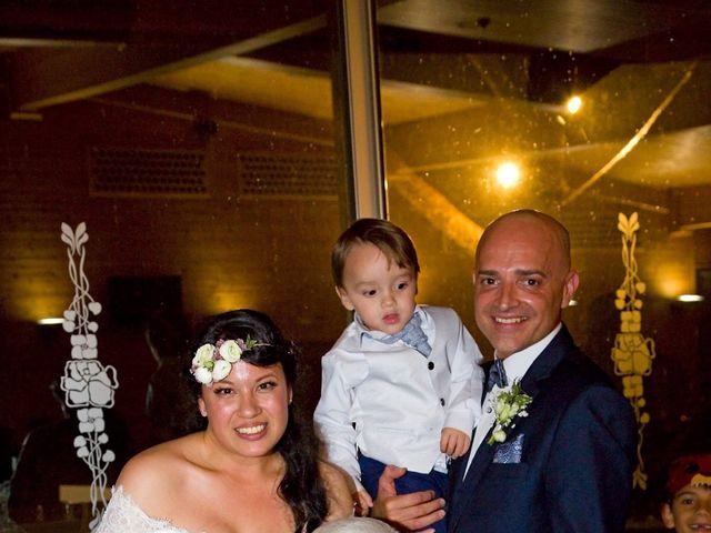 La boda de David y Lucía en Alella, Barcelona 34