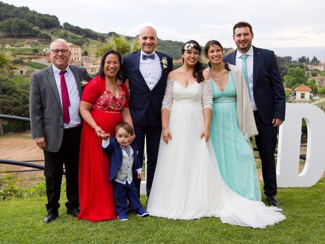 La boda de David y Lucía en Alella, Barcelona 40