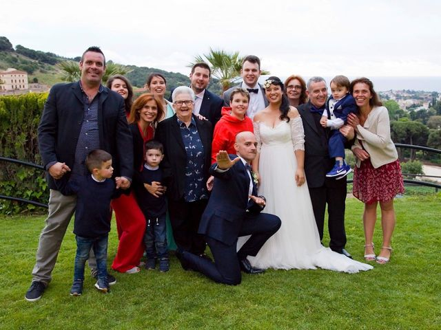 La boda de David y Lucía en Alella, Barcelona 41
