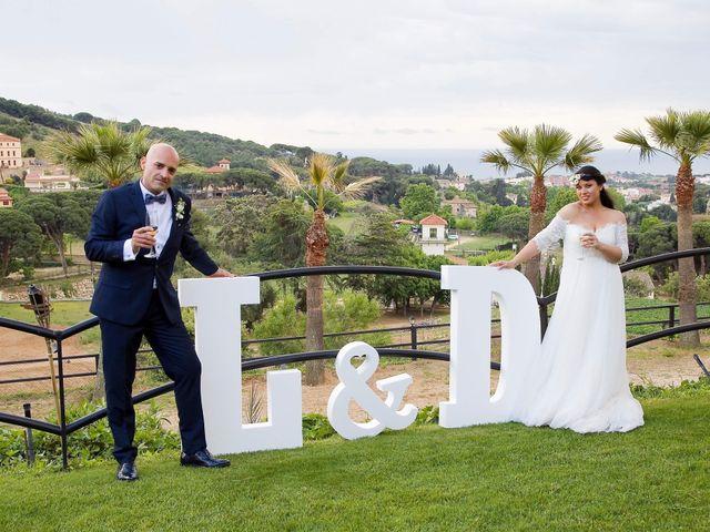La boda de David y Lucía en Alella, Barcelona 45