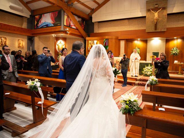 La boda de Miguel y Gabriela en Valladolid, Valladolid 20
