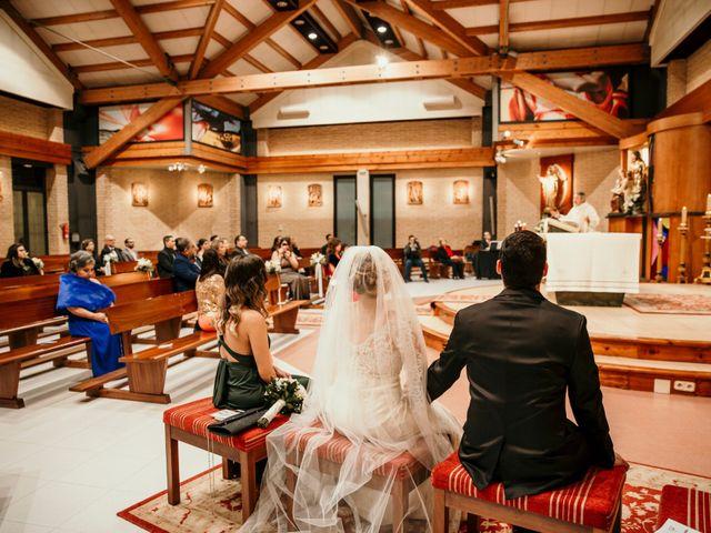 La boda de Miguel y Gabriela en Valladolid, Valladolid 22