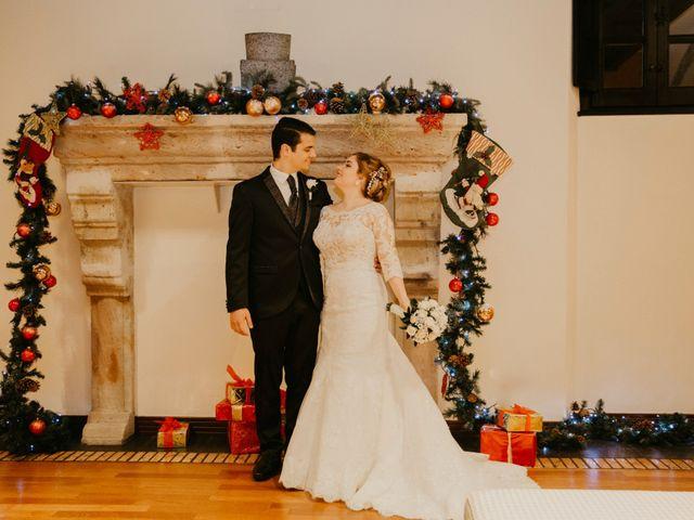 La boda de Miguel y Gabriela en Valladolid, Valladolid 1
