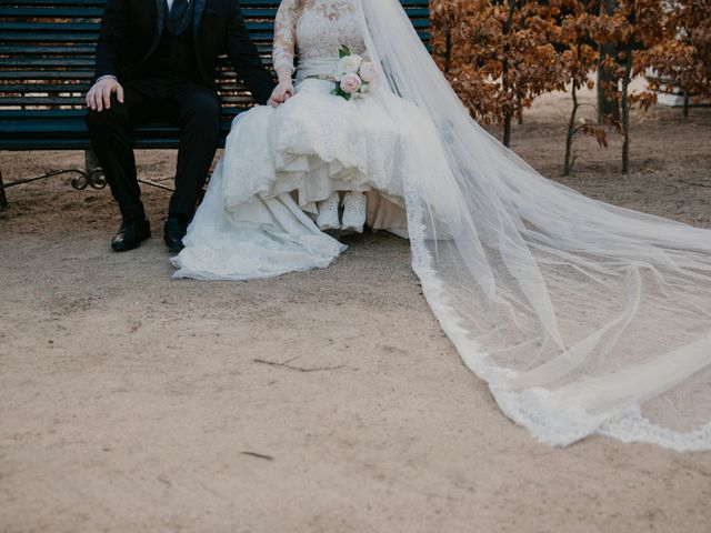 La boda de Miguel y Gabriela en Valladolid, Valladolid 58