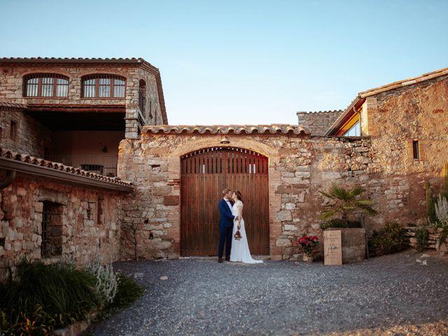 La boda de Marcel y Diana  en Moia, Barcelona 32