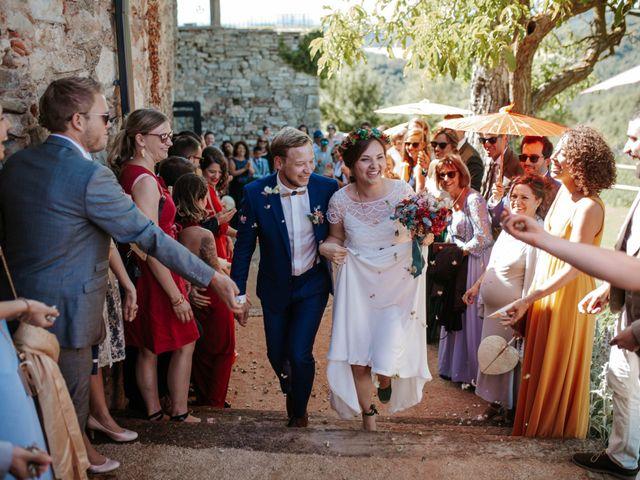 La boda de Marcel y Diana  en Moia, Barcelona 39