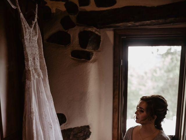 La boda de Albert y Jennifer en Sant Bartomeu Del Grau, Barcelona 10