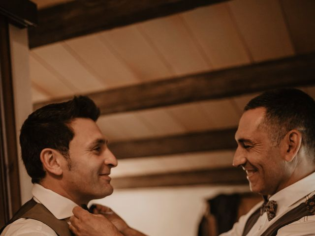 La boda de Albert y Jennifer en Sant Bartomeu Del Grau, Barcelona 14
