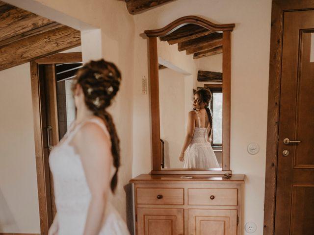 La boda de Albert y Jennifer en Sant Bartomeu Del Grau, Barcelona 24