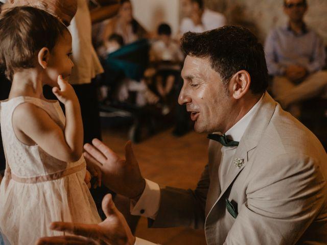 La boda de Albert y Jennifer en Sant Bartomeu Del Grau, Barcelona 30