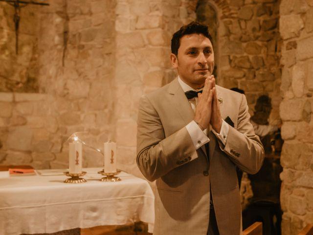 La boda de Albert y Jennifer en Sant Bartomeu Del Grau, Barcelona 33