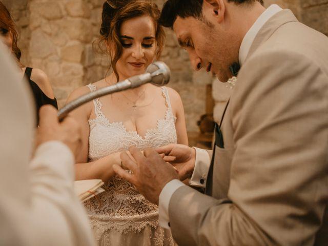 La boda de Albert y Jennifer en Sant Bartomeu Del Grau, Barcelona 38