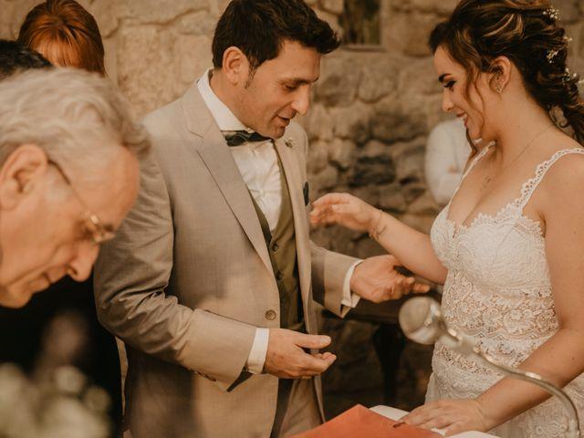 La boda de Albert y Jennifer en Sant Bartomeu Del Grau, Barcelona 41