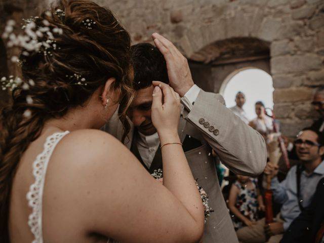 La boda de Albert y Jennifer en Sant Bartomeu Del Grau, Barcelona 49