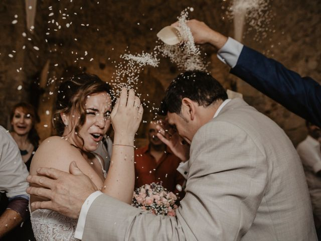 La boda de Albert y Jennifer en Sant Bartomeu Del Grau, Barcelona 51