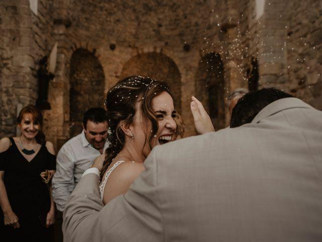 La boda de Albert y Jennifer en Sant Bartomeu Del Grau, Barcelona 52