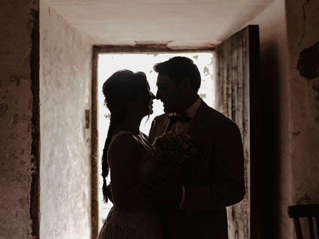 La boda de Albert y Jennifer en Sant Bartomeu Del Grau, Barcelona 53