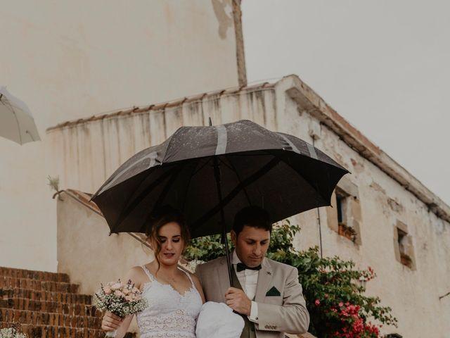 La boda de Albert y Jennifer en Sant Bartomeu Del Grau, Barcelona 71