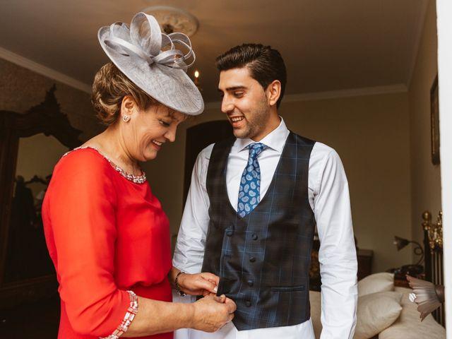 La boda de Gabriel y Alba en O Carballiño, Orense 7