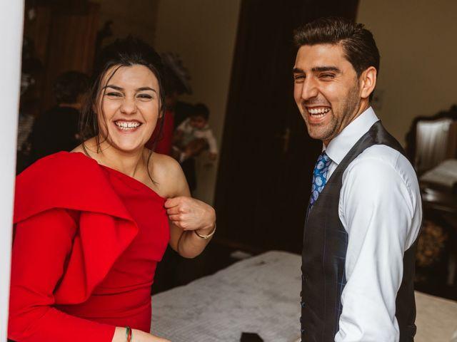 La boda de Gabriel y Alba en O Carballiño, Orense 9