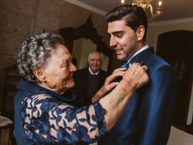 La boda de Gabriel y Alba en O Carballiño, Orense 15