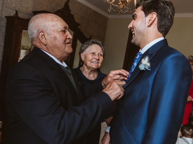 La boda de Gabriel y Alba en O Carballiño, Orense 16