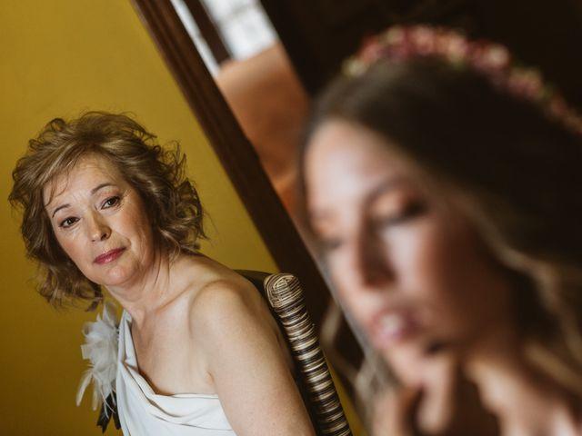 La boda de Gabriel y Alba en O Carballiño, Orense 18