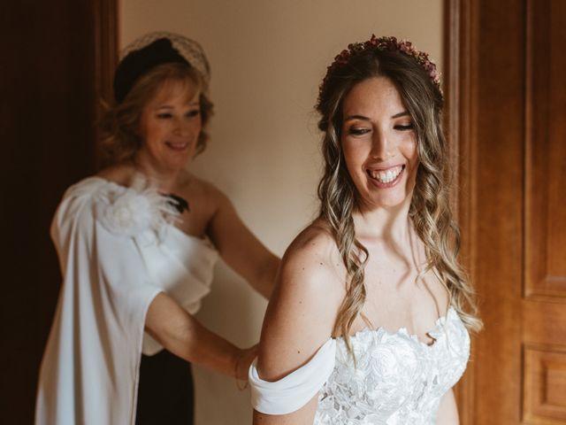 La boda de Gabriel y Alba en O Carballiño, Orense 19