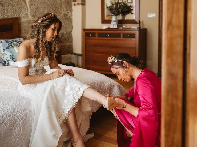La boda de Gabriel y Alba en O Carballiño, Orense 23