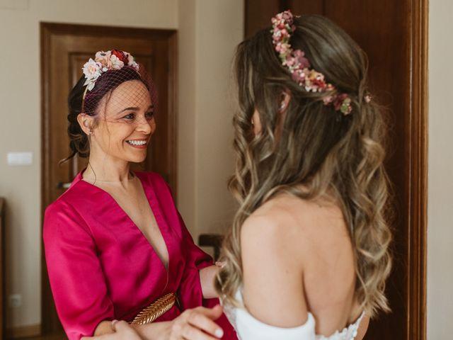 La boda de Gabriel y Alba en O Carballiño, Orense 24