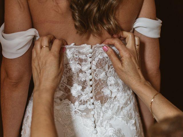 La boda de Gabriel y Alba en O Carballiño, Orense 26