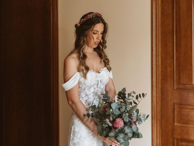 La boda de Gabriel y Alba en O Carballiño, Orense 27