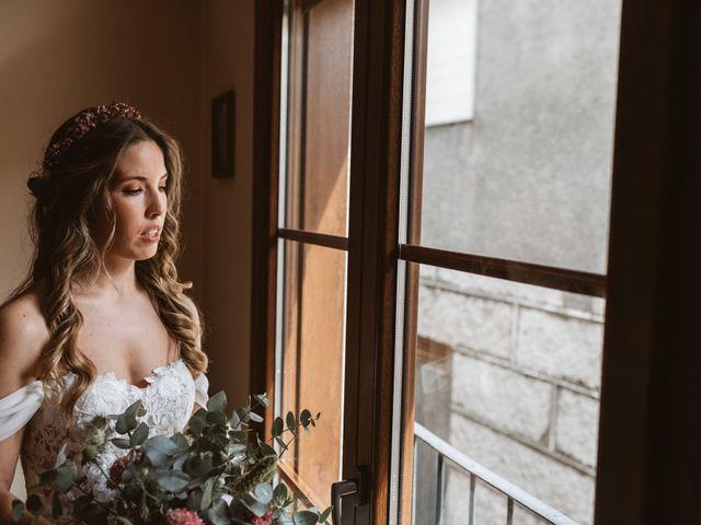 La boda de Gabriel y Alba en O Carballiño, Orense 28