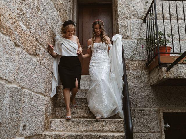 La boda de Gabriel y Alba en O Carballiño, Orense 30