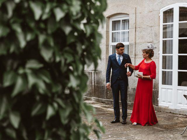 La boda de Gabriel y Alba en O Carballiño, Orense 31