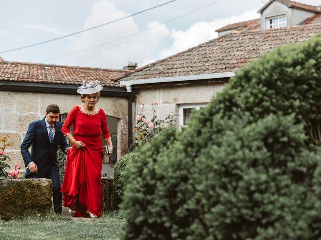 La boda de Gabriel y Alba en O Carballiño, Orense 34