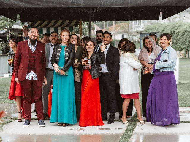La boda de Gabriel y Alba en O Carballiño, Orense 35