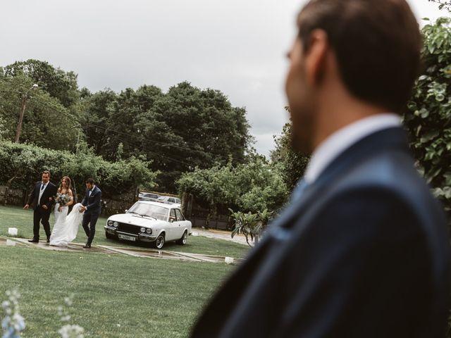 La boda de Gabriel y Alba en O Carballiño, Orense 36