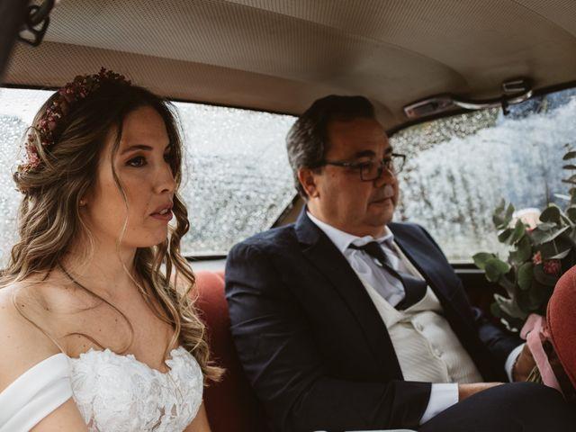 La boda de Gabriel y Alba en O Carballiño, Orense 39