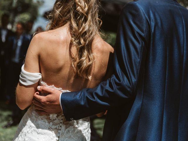 La boda de Gabriel y Alba en O Carballiño, Orense 41