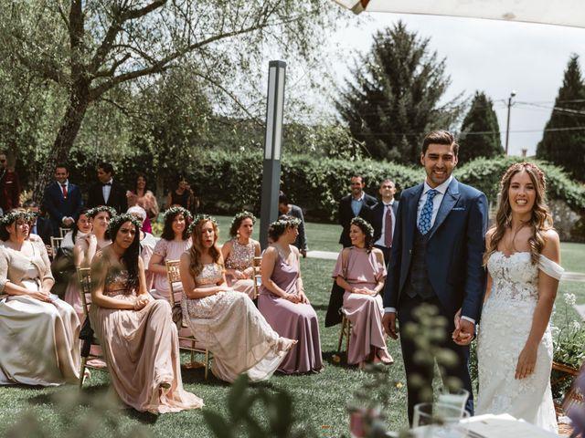 La boda de Gabriel y Alba en O Carballiño, Orense 42