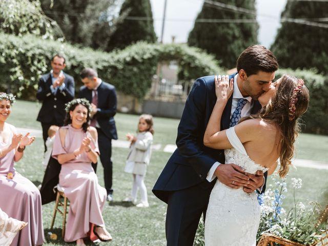 La boda de Gabriel y Alba en O Carballiño, Orense 43