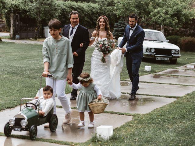 La boda de Gabriel y Alba en O Carballiño, Orense 45
