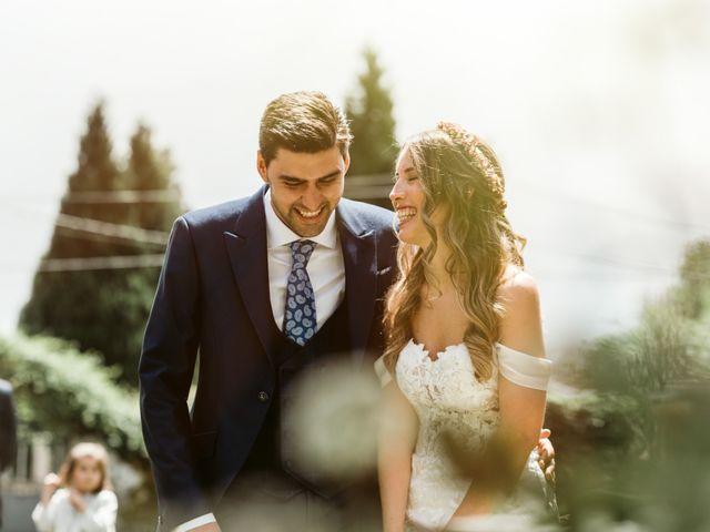 La boda de Gabriel y Alba en O Carballiño, Orense 46