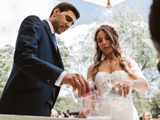 La boda de Gabriel y Alba en O Carballiño, Orense 47
